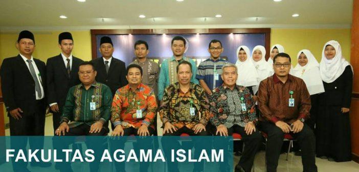 Pelantikan 23 Pimpinan Prodi Dan 6 Kabag Dihadiri PP Muhammadiyah