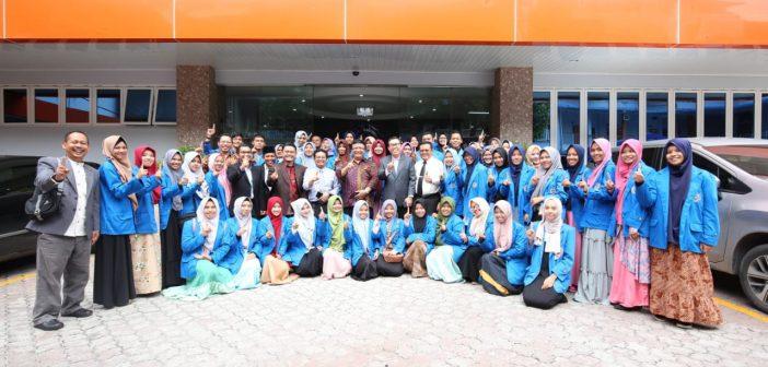 Mahasiswa PAI KKN Internasional di Songkla Thailand